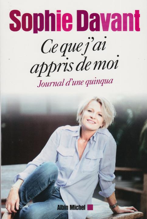 Sophie Davant Journal d'une quinqua - blog femmes 50 ans