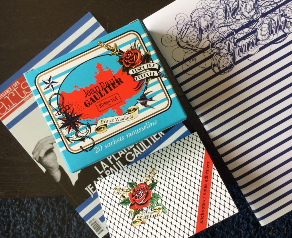 Gaultier - blog femmes 50 ans - blog quinqua