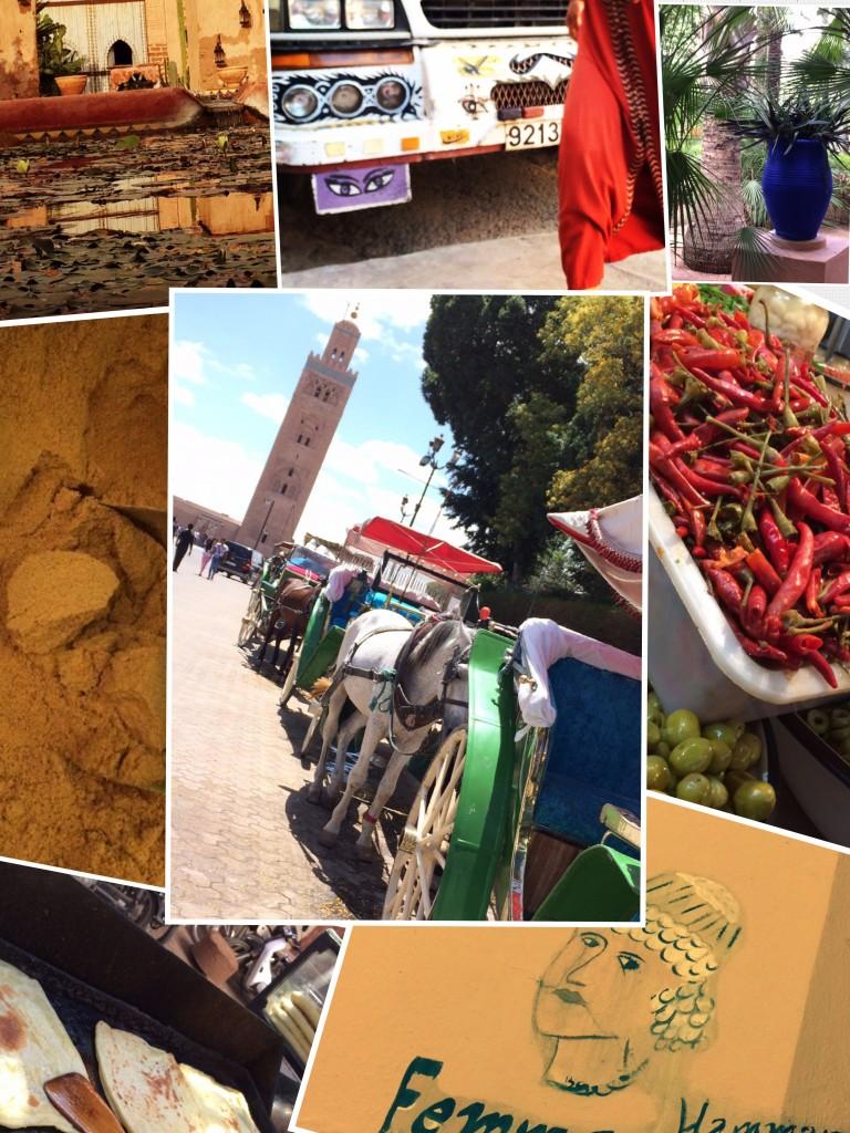 Marrakech - blog femmes 50 ans - blog quinqua