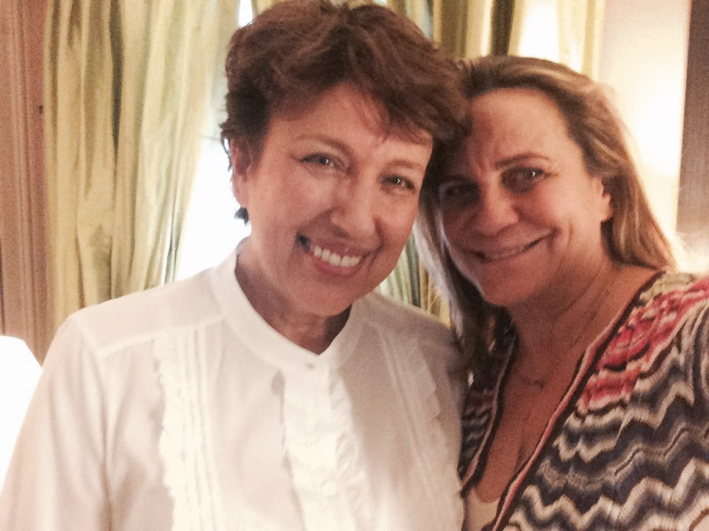 Roselyne Bachelot - femmes quinqua - blog femmes 50 ans