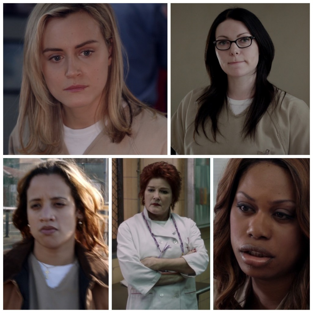 Orange in the new black - blog quinqua - blog femmes 50 ans