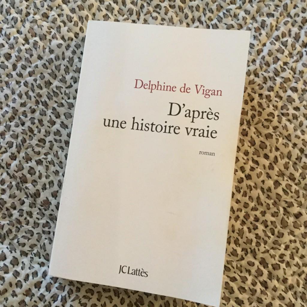 Delphine de Vigan - blog quinqua - blog femmes 50 ans