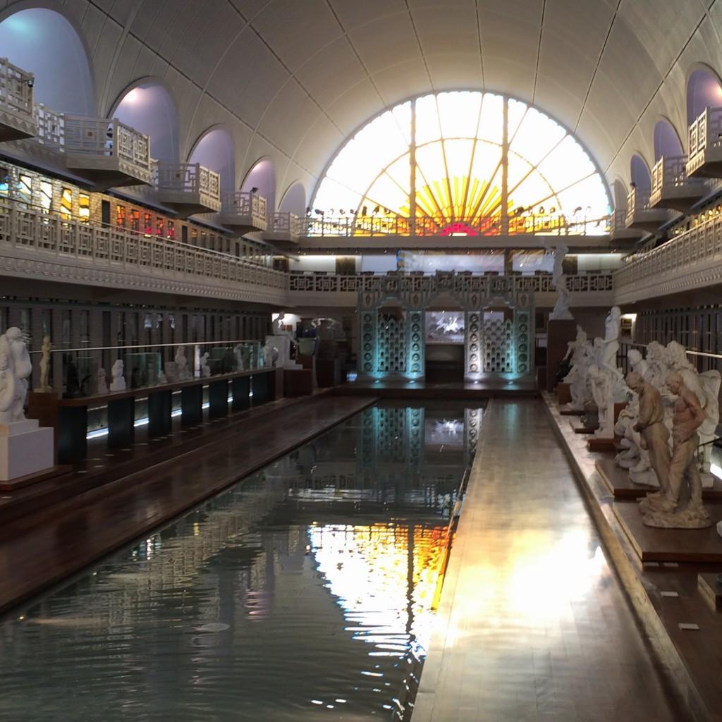 La piscine - Roubaix - blog femmes 50 ans - blog quinqua