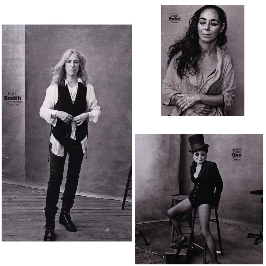 calendrier Pirelli - blog femmes 50 ans - blog quinqua - cinquantaine