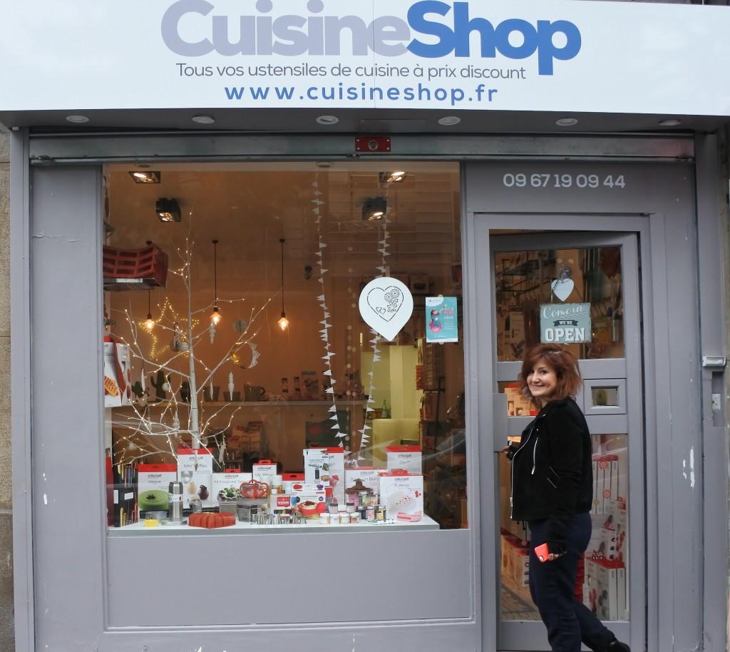 Cuisine shop - blog quinqua - blog femmes 50 ans - cinquantaine