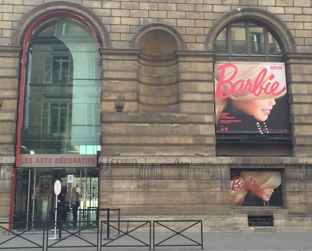 Barbie - musée des Arts Décoratifs - blog femmes 50 ans - quinqua - cinquantaine