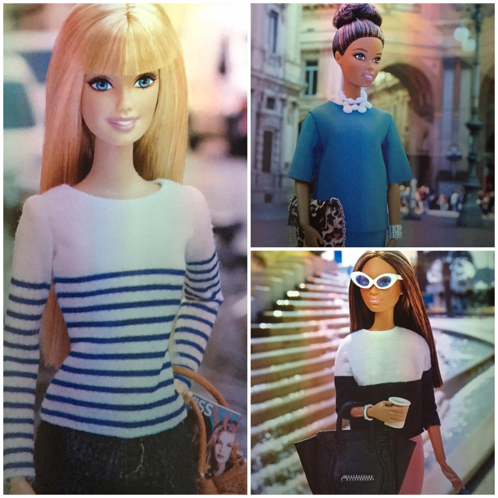 Barbie ! – Jeune Vieillis Pas