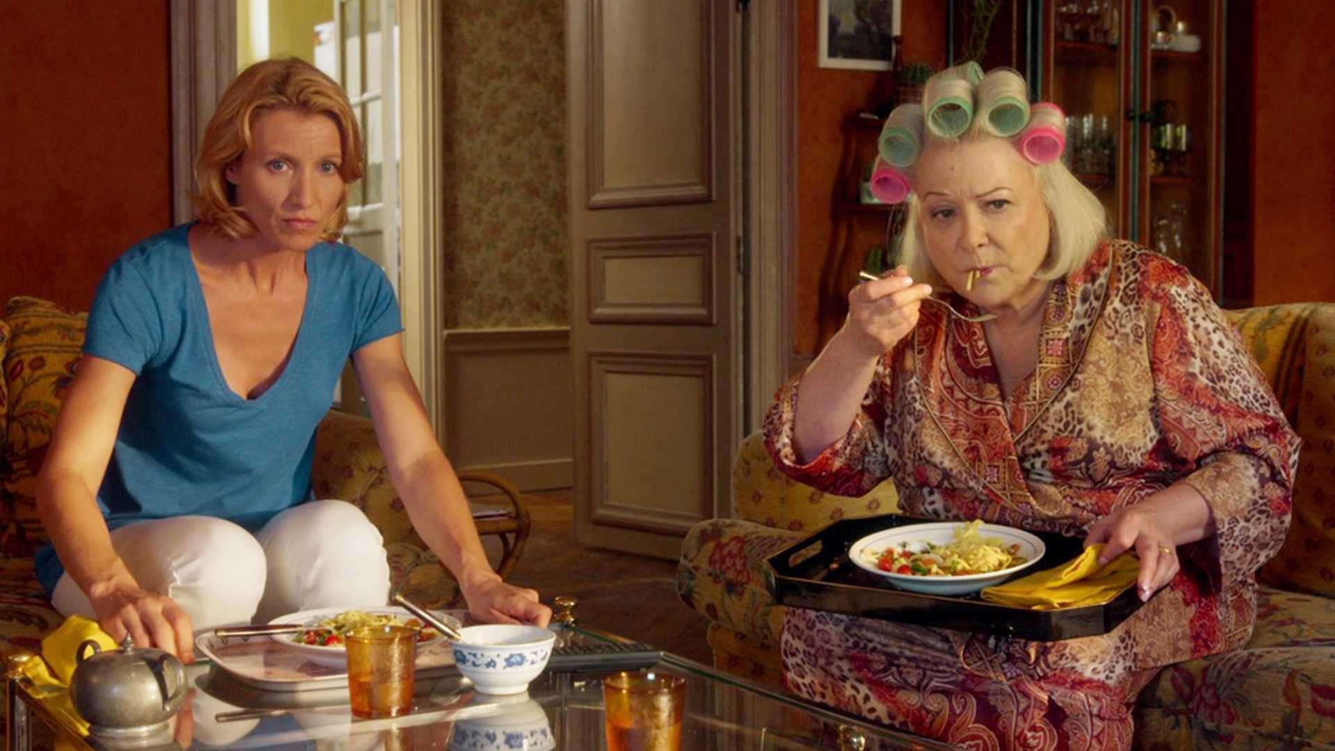 Retour chez ma mère - blog femmes 50 ans - quinqua - bien vieillir