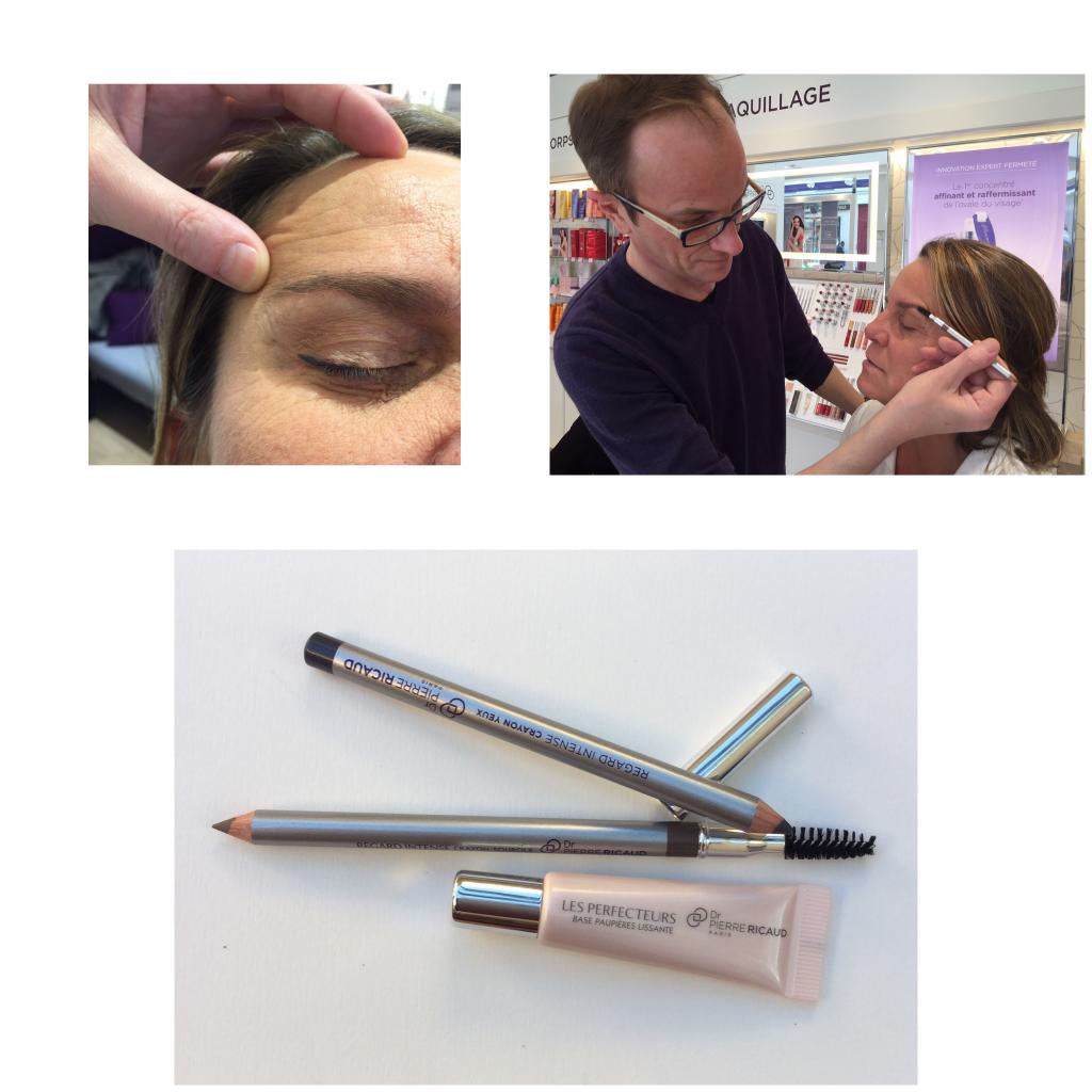 Pierre Ricaud - maquillage anti-âge - blog femmes 50 ans - quinqua