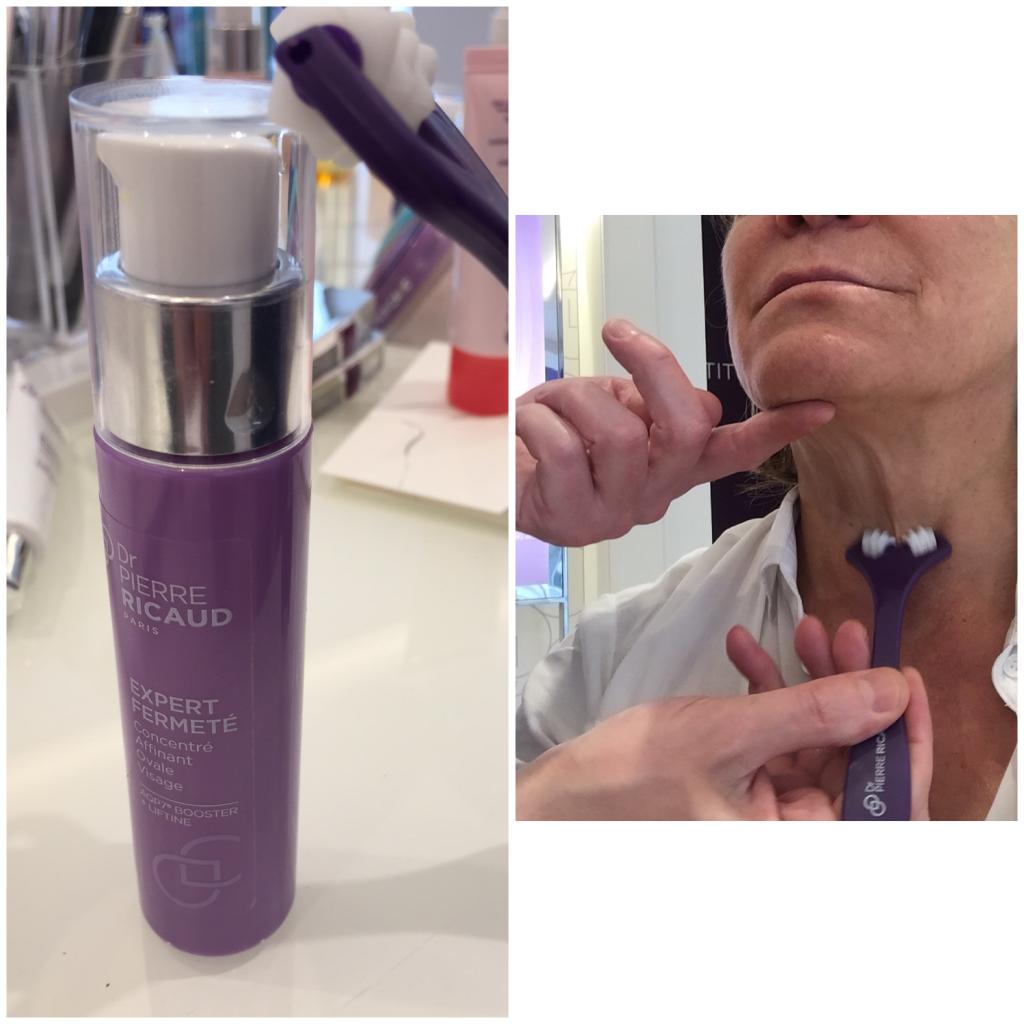 Pierre Ricaud - maquillage anti-âge - blog femmes 50 ans - quinqua -