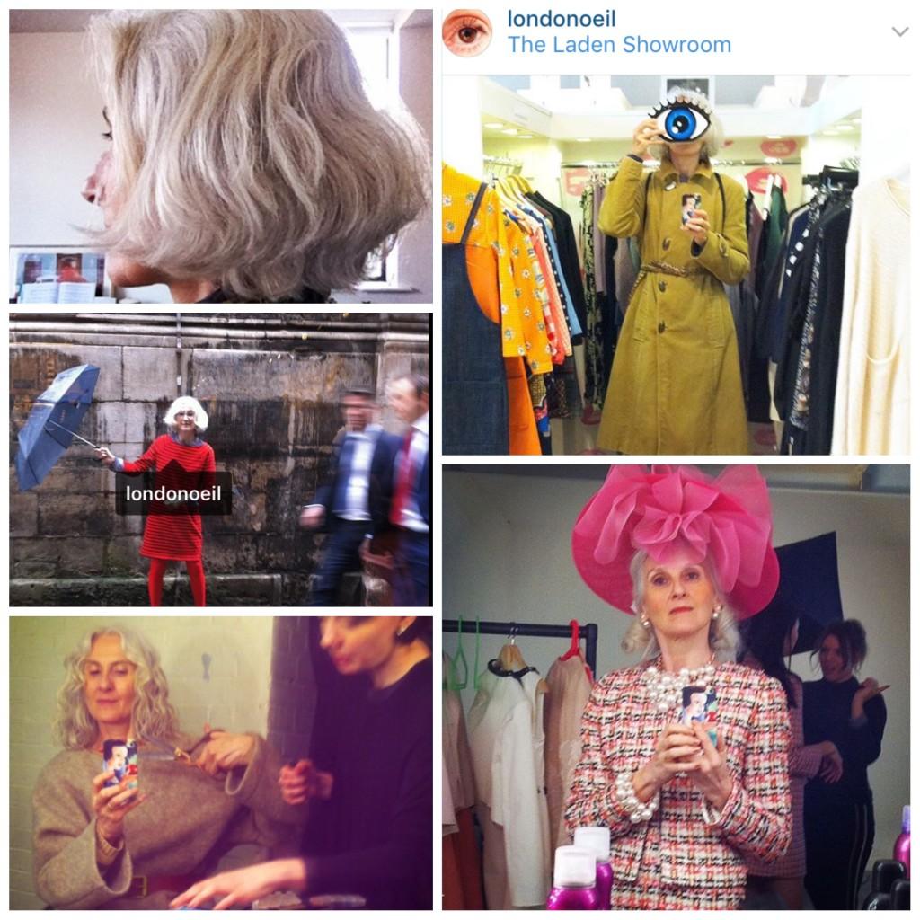 Londonœil - mannequin senior - blog femmes 50 ans - quinqua