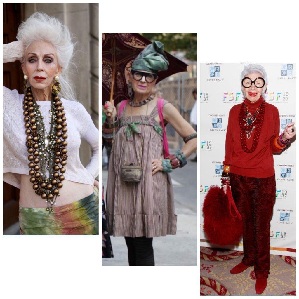 Advanced style - blog femmes 50ans - quinqua