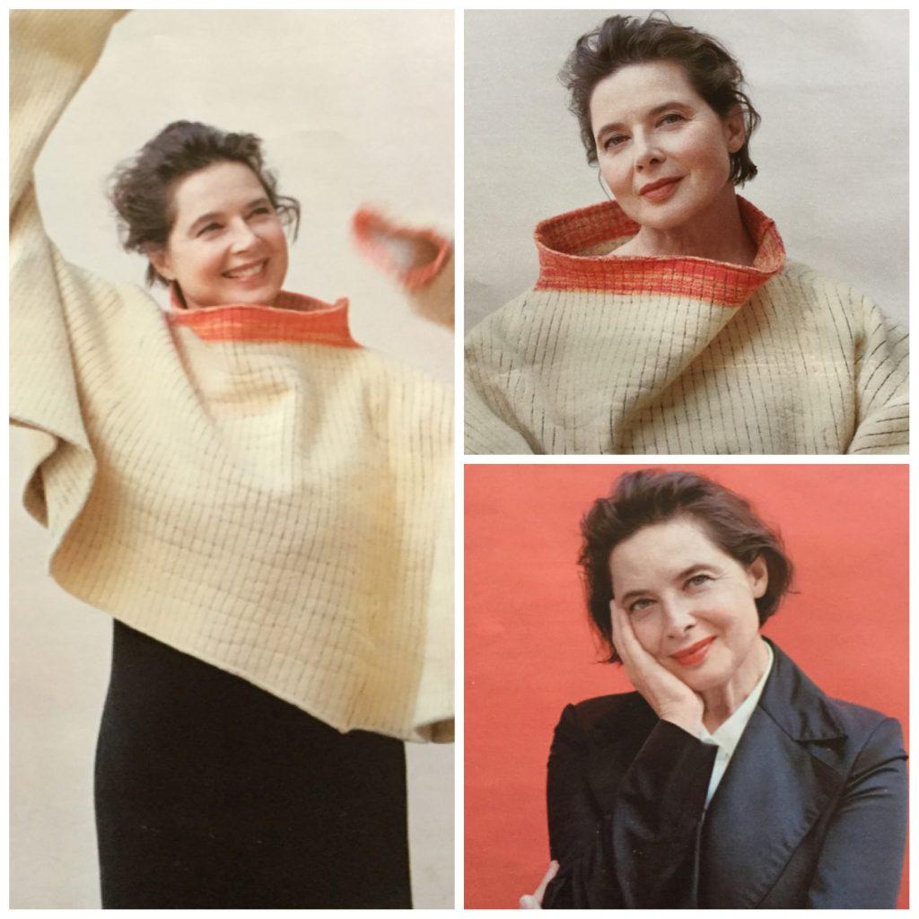 Isabelle Rossellini - blog femmes 50 ans - quinqua