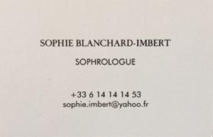 Sophie Imbert Sophrologie 1