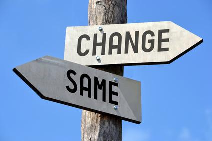 Le changement, c'est maintenant !