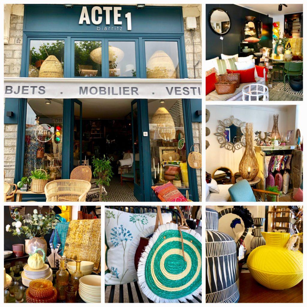 Acte 1 Biarritz, blog quinqua