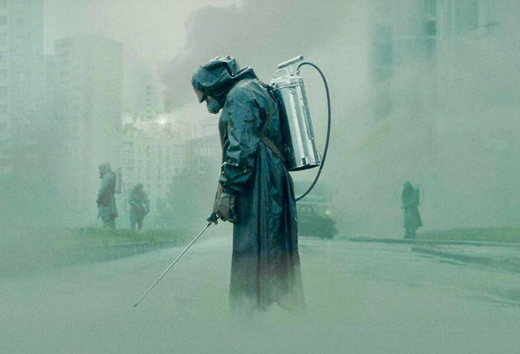 Serie Tchernobyl, blog quinqua