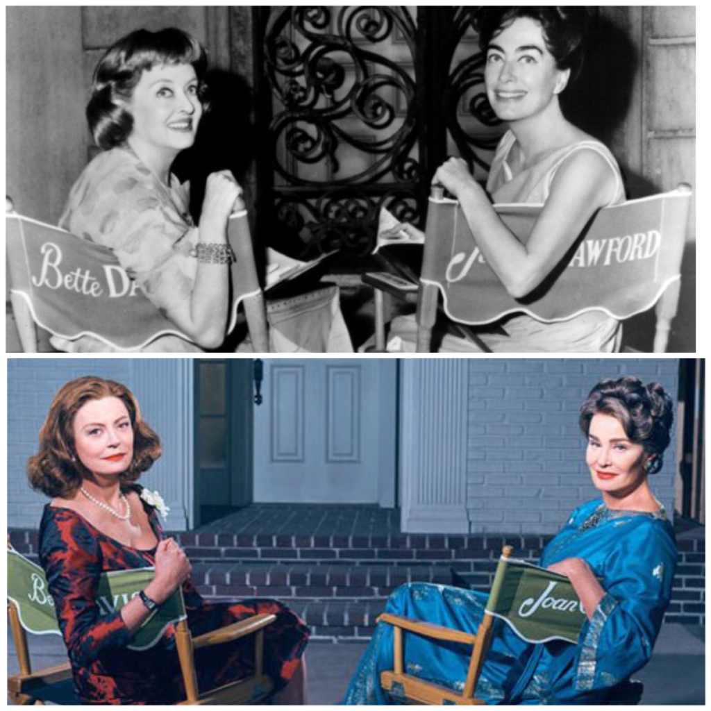 Bette et Joan, blog quinqua