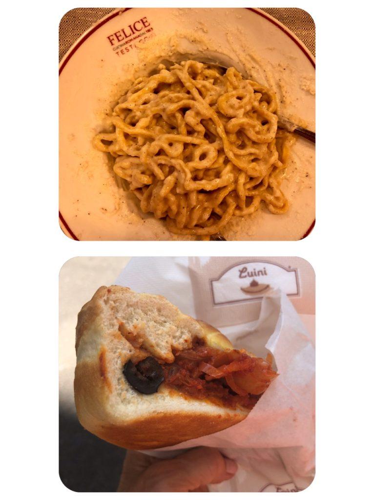 Milan, food - blog femmes 50 ans