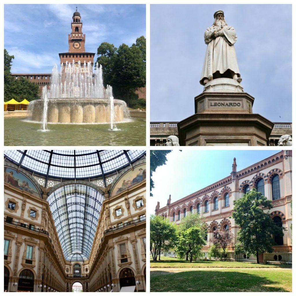 Milan, blog femmes 50 ans