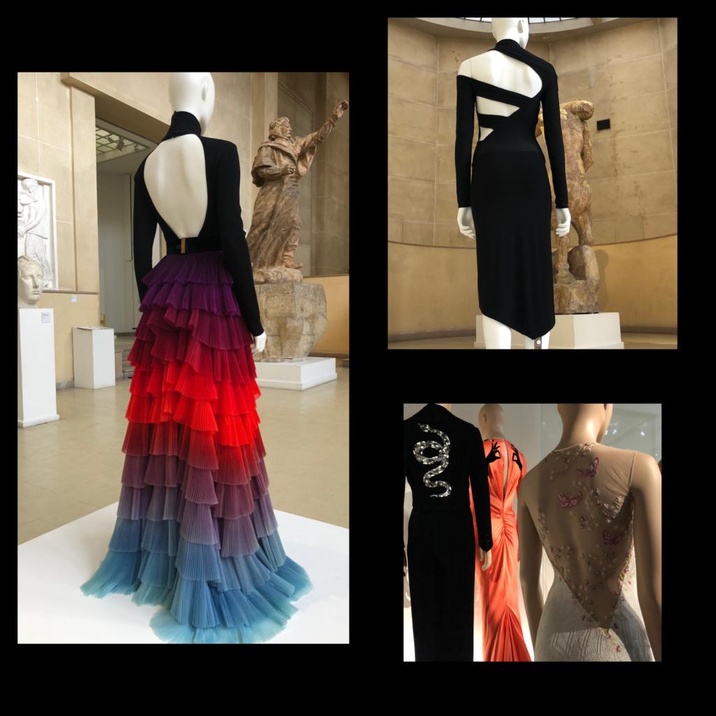Musee Bourdelle, expo Dos à la mode, blog quinqua