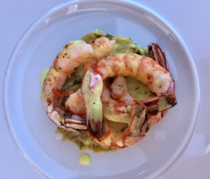 gambas, menu dietetique, blog quinqua