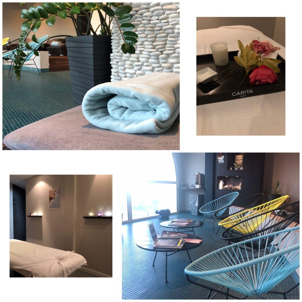 spa Carita, blog quinqua