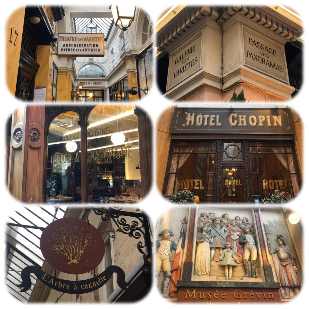 passages parisiens, blog quinqua