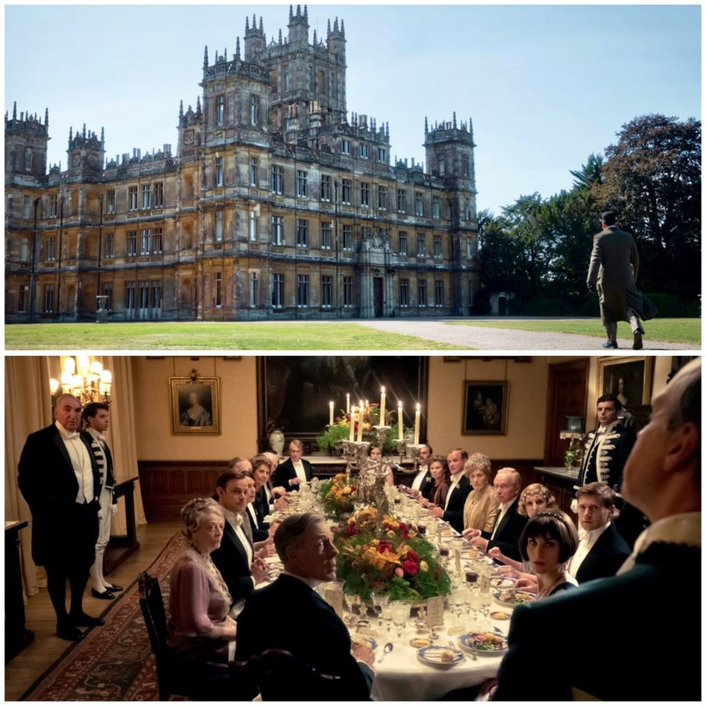 Downton Abbey, blog femmes 50 ans