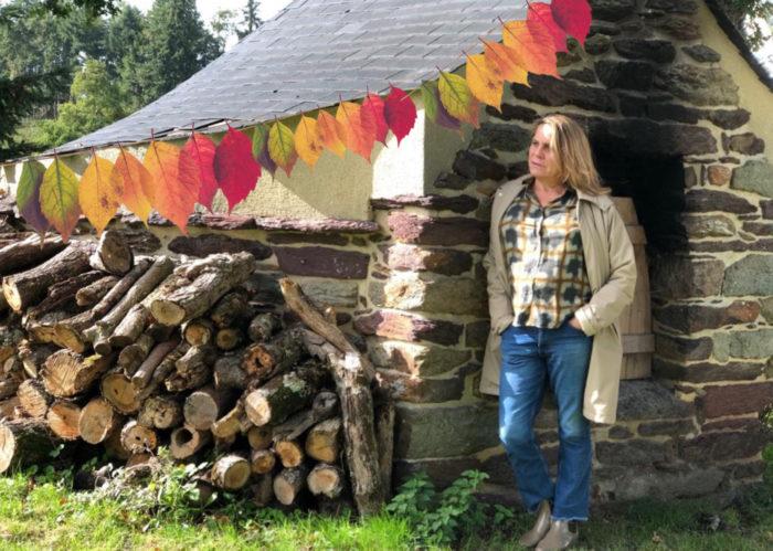 Virginie Gorse, automne, blog quinqua