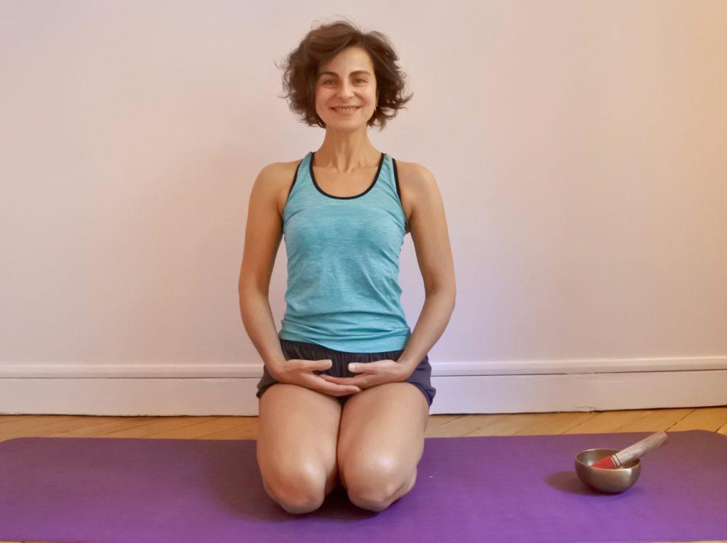 Viviane, yoga, blog quiqua