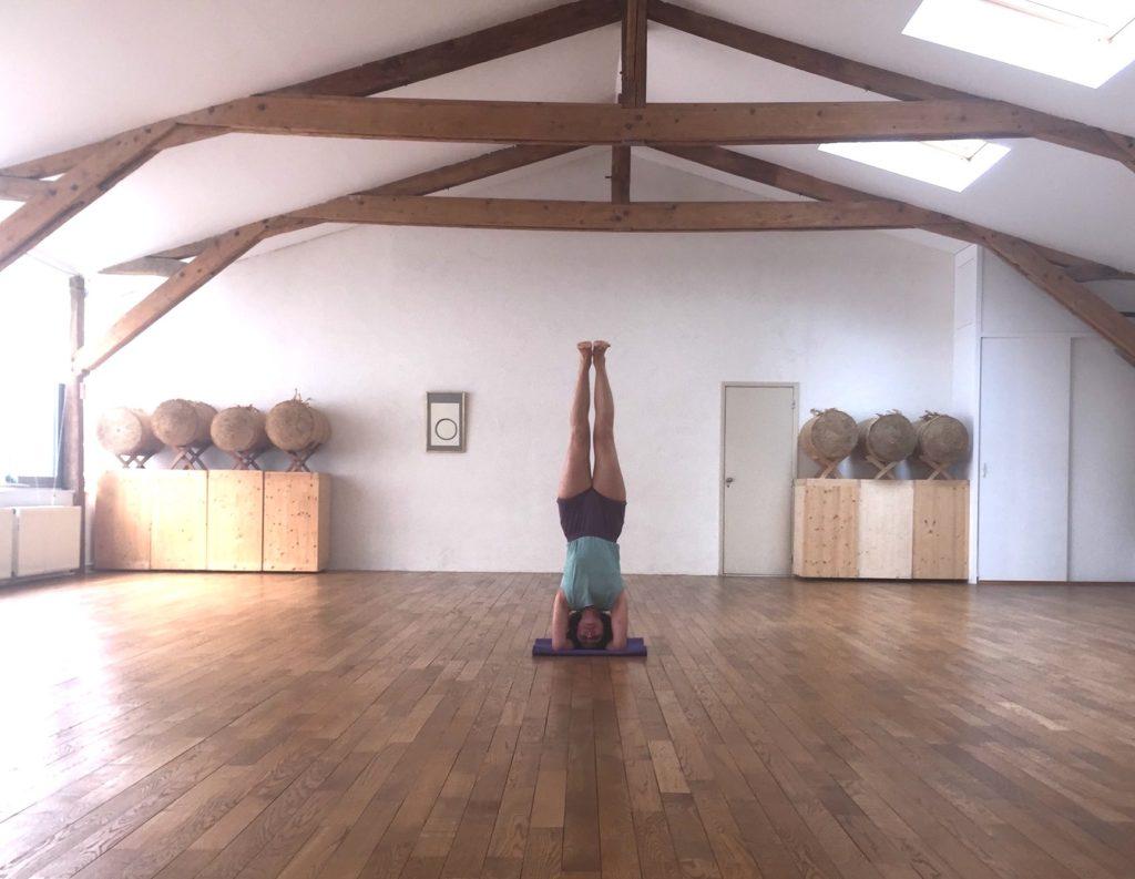 Viviane, yoga, blog quinqua, 2