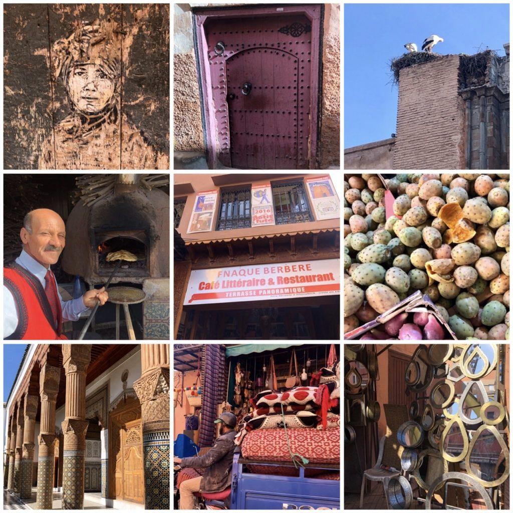 la vie à Marrakech, blog quinqua