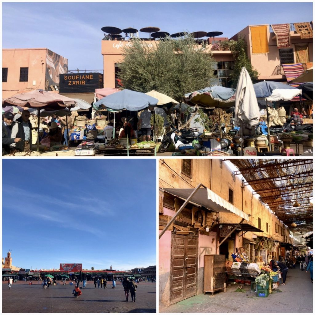 vies de Marrakech, blog quinqua
