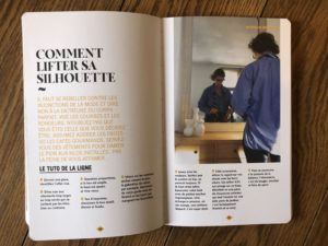 La mode, Chic le guide, blog quinqua