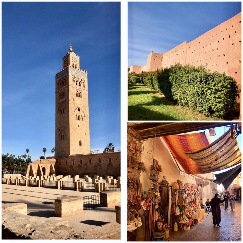 Visite de Marrakech, blog quinqua