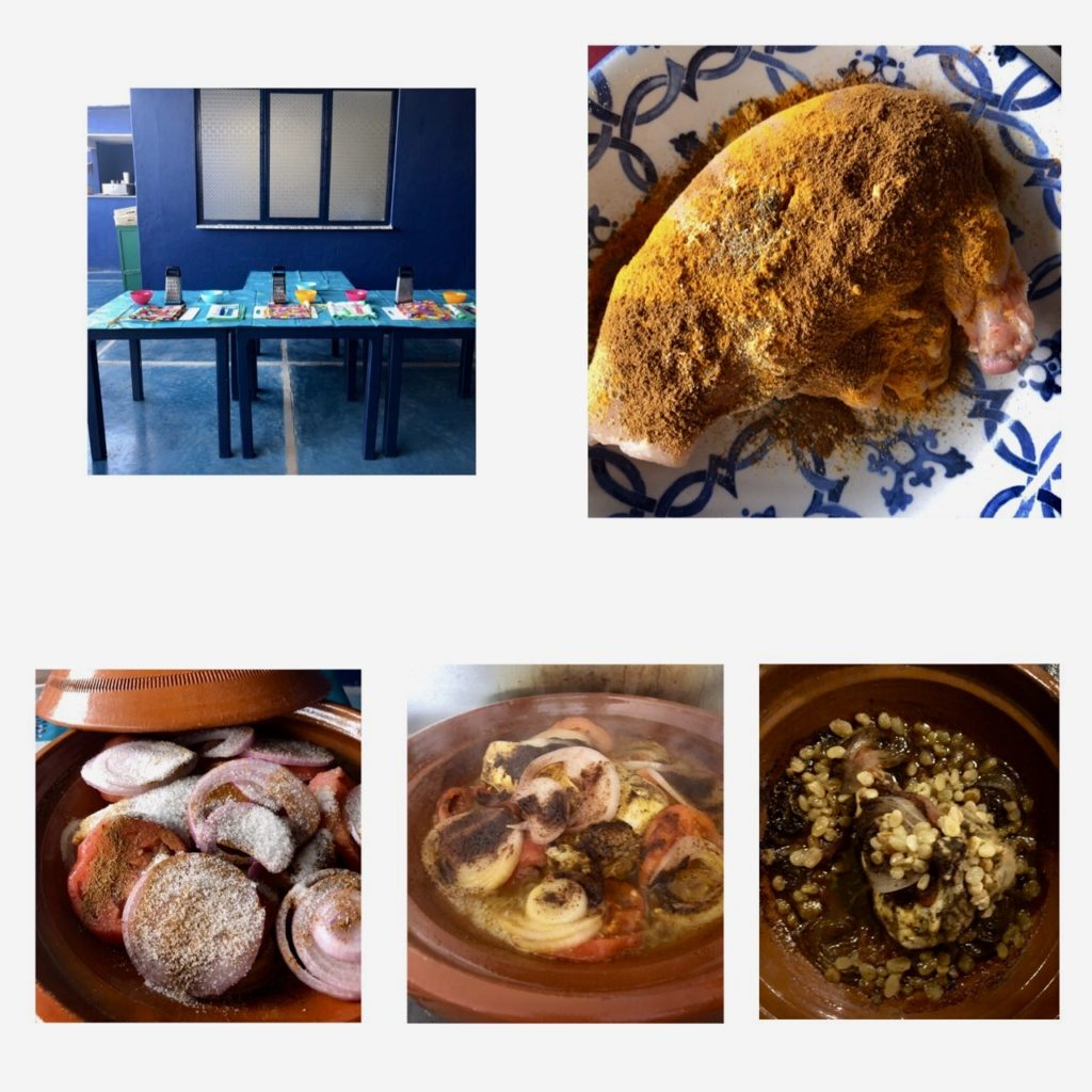 Tajine poulet, Marrakech , blog quinqua