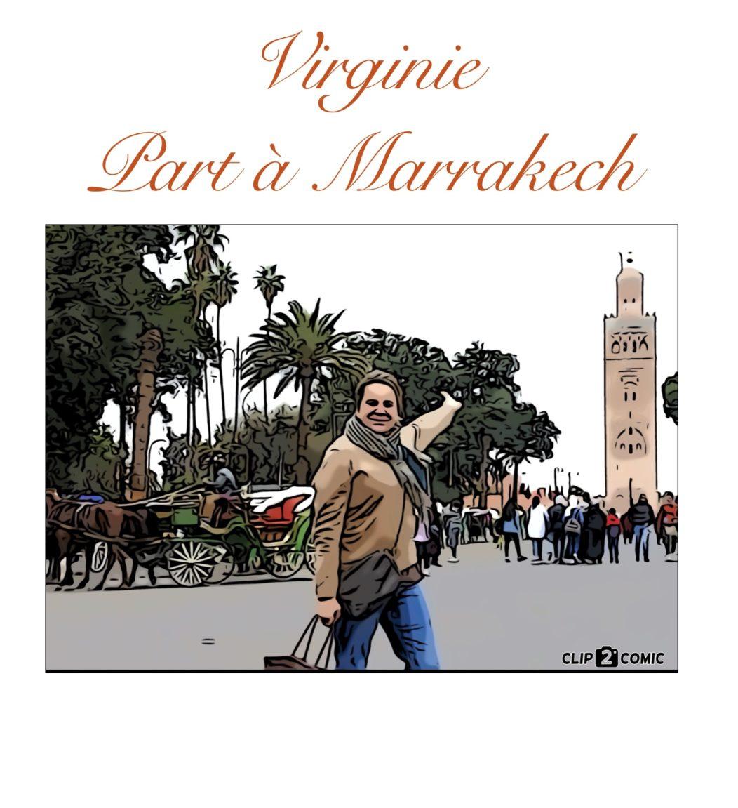 femmes plus de 50 ans, Marrakech, blog quinqua