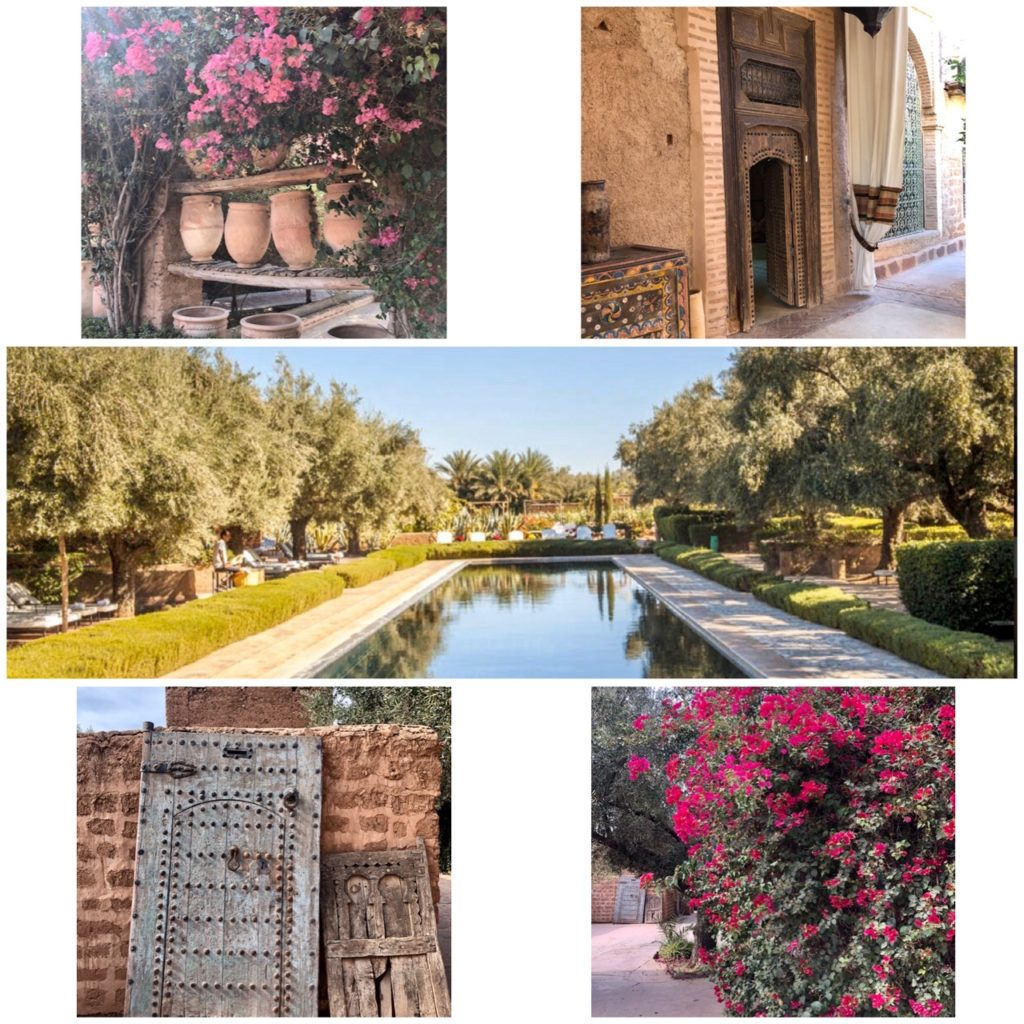 le Beldi country club, Marrakech, blog quinqua