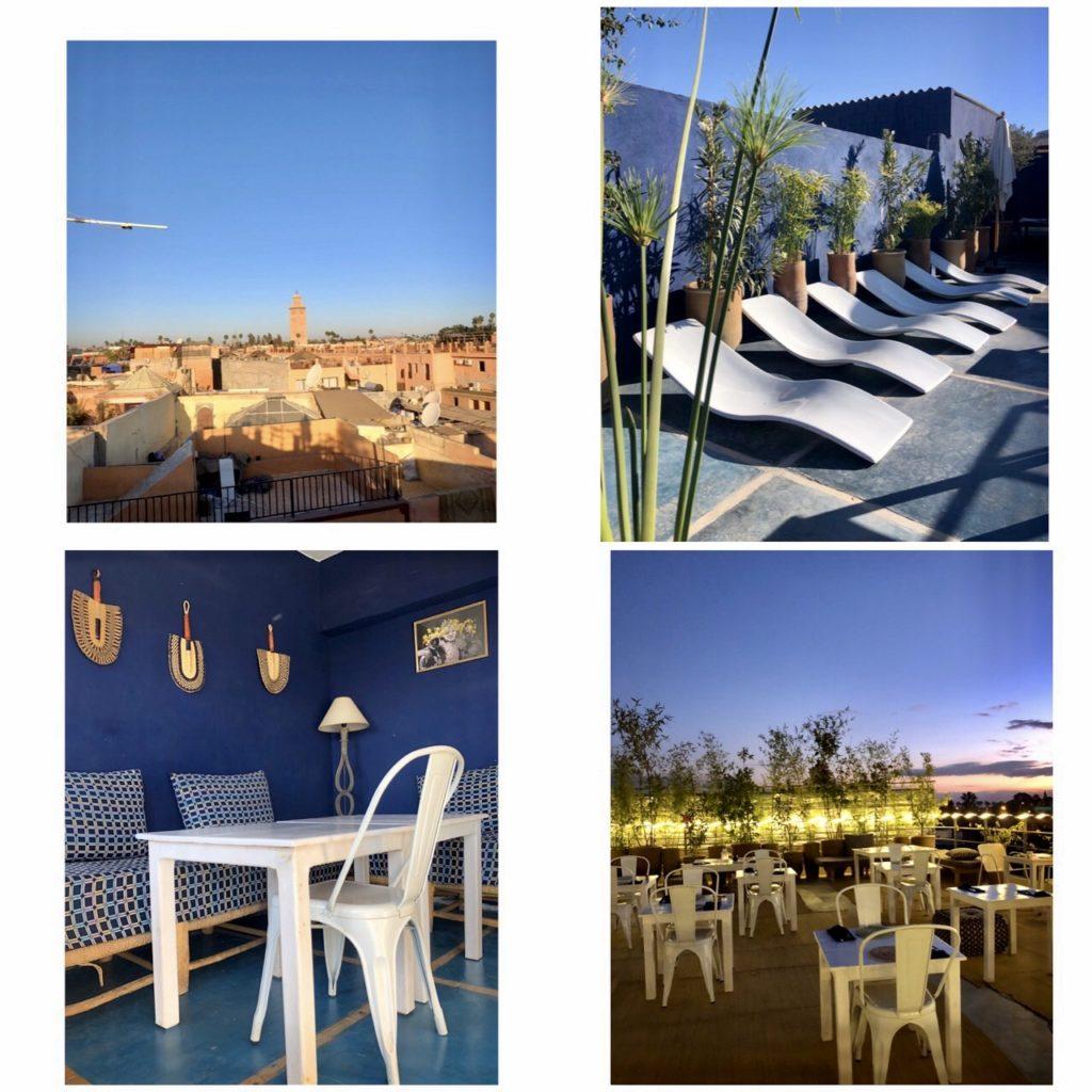 terrasses Zwin Zwin boutique hôtel, Marrakech