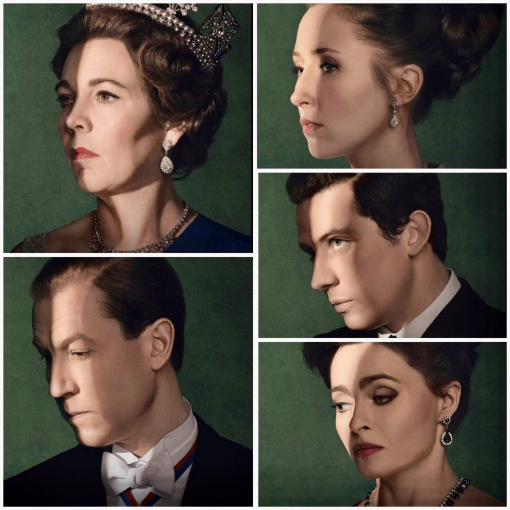 Série The crown, blog femmes plus de 50 ans