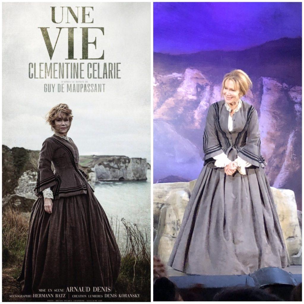 Une vie, Clementine Celarie, blog quinqua