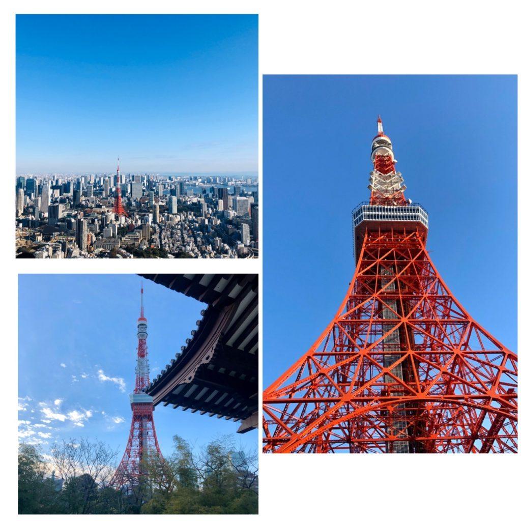 Tokyo, Tokyo tower, blog quinqua