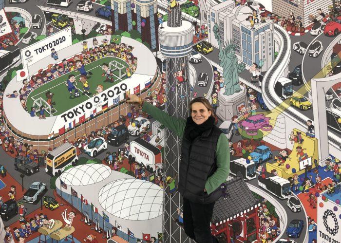 Tokyo, blog femmes 50 ans