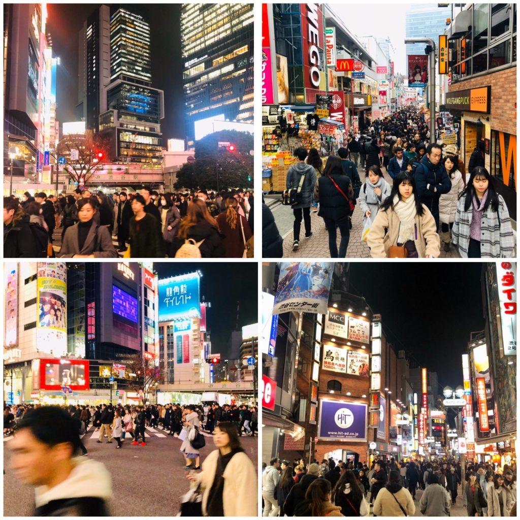 Tokyo, rue, blog femmes plus de 50 ans