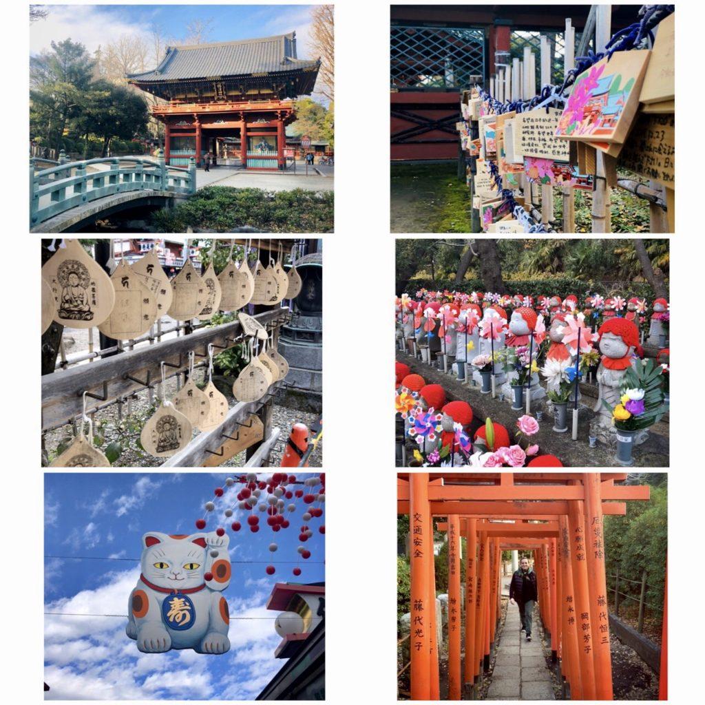 Tokyo, ses temples, blog quinqua