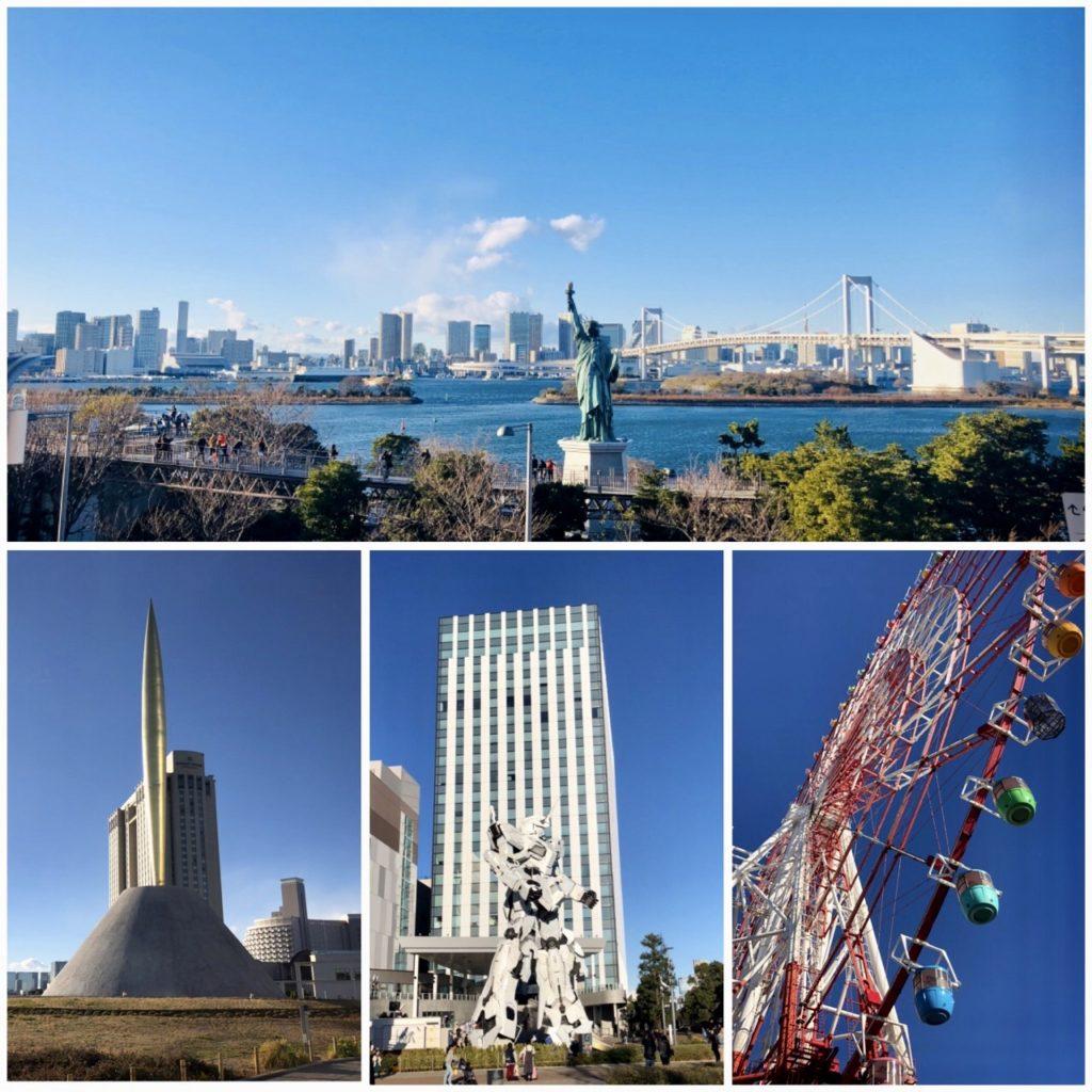 Tokyo, statue de la liberté, blog femmes plus de 50 ans