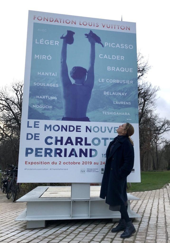 expo Charlotte Perriand, femmes plus de 50 ans, blog quinqua