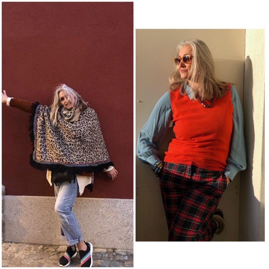 Caroline, Style des femmes de plus de 50 ans,