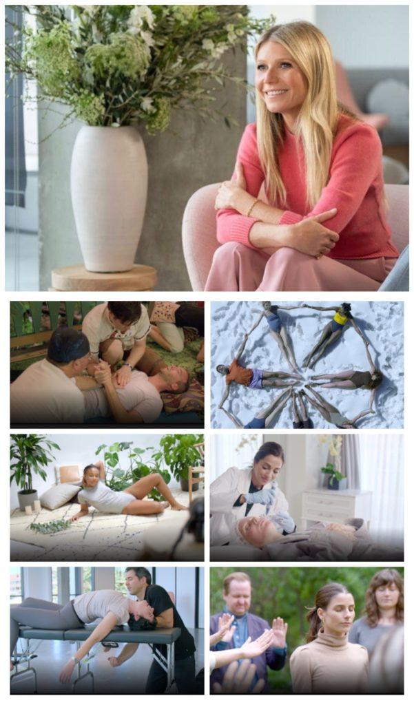 Pro-ageing, Gwyneth Paltrow, The Goop Lab, blog quinqua